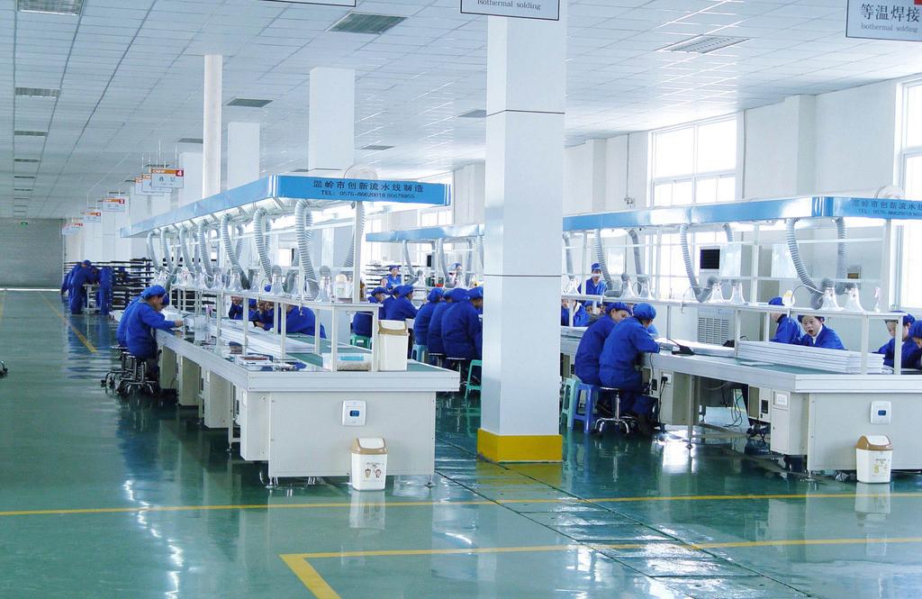 工业厂房空调解决方案
