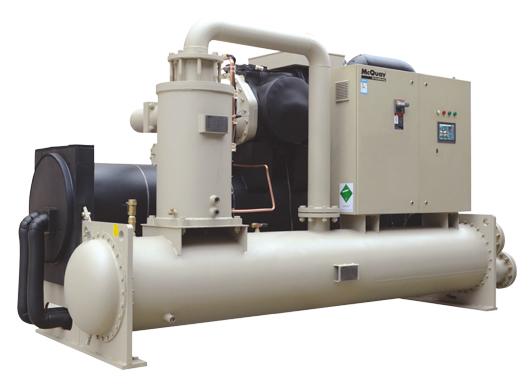 水冷单螺杆式冷水机组WHS