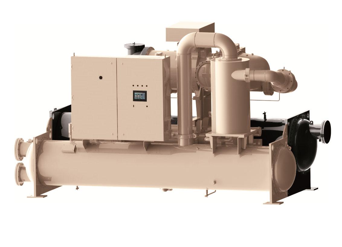 新一代单螺杆式冷水机组PFS
