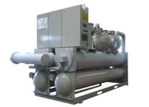 水冷单螺杆式冷水机组CUWD