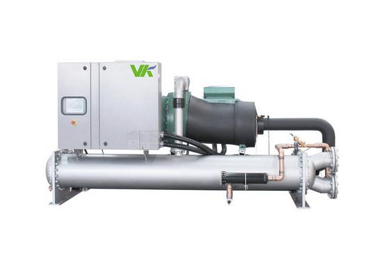 维克水冷螺杆低温乙二醇机组——VWSC
