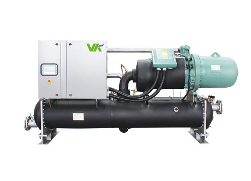 维克满液式水冷螺杆冷水机组——VWSF