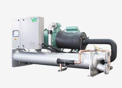 维克干式水冷螺杆冷水机组——VWSW