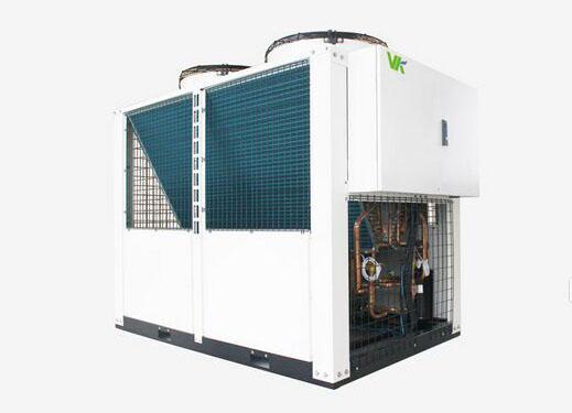 维克模块化风冷式冷(热)水机组——VAX
