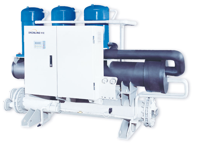 涡旋式水冷冷水机组