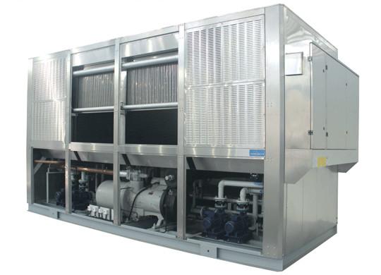 一体化冷水机组
