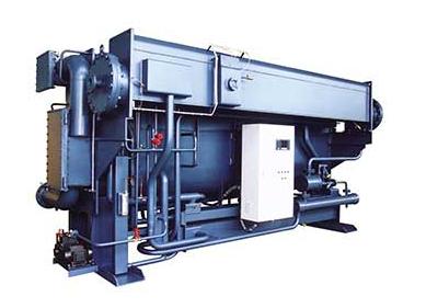 蒸汽双效吸收式冷水机组