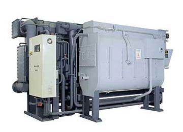 直燃双效型吸收式冷水机组