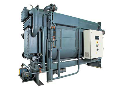 蒸汽热水单效吸收式冷水机组
