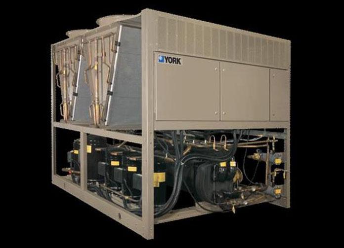 YMAC系列风冷式冷水机组
